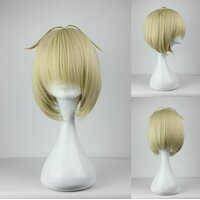 Ladieshair Cosplay Perücke Salaryman Exorcist Shiemi...