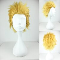 Ladieshair Cosplay Perücke Fate Zero - Gilgamesh Blond 30cm