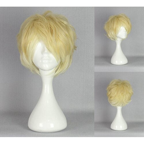 Ladieshair Cosplay Perücke Diabolik Lovers - Shuu Sakamaki Blondmix 32cm