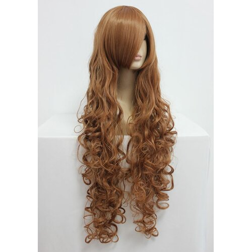 Ladieshair Cosplay Perücke Code Geass - Nunnally Lamperouge Braun 90cm