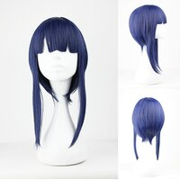 Ladieshair Cosplay Perücke Sword Art Online - Sachi Blau...
