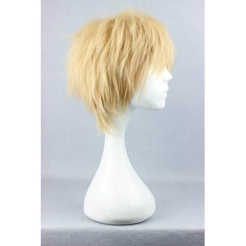 Ladieshair Cosplay Perücke DRAMAtical Murder DMMD - Noiz Blond 30cm