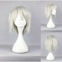 Ladieshair Cosplay Perücke DRAMAtical Murder DMMD - Clear...