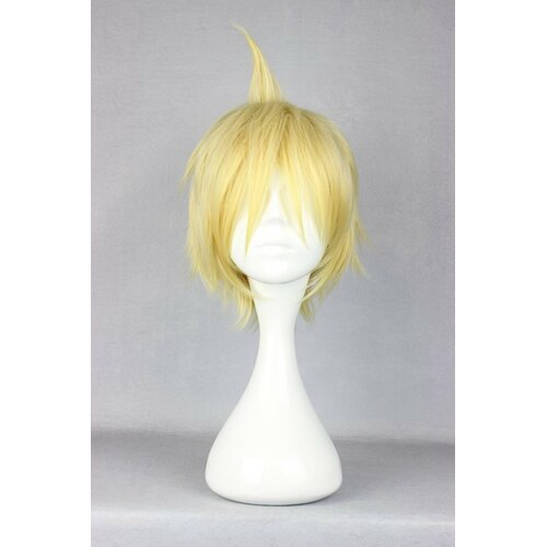 Ladieshair Cosplay Perücke Labyrinth of Magic - Alibaba Saluja Hellblond 30cm