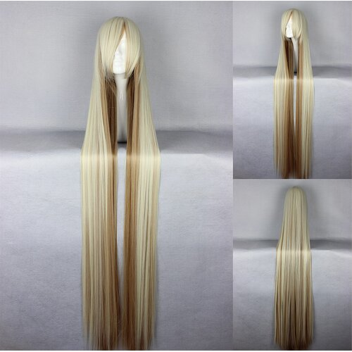 Ladieshair Cosplay Perücke Chobits - Chii blond 150cm