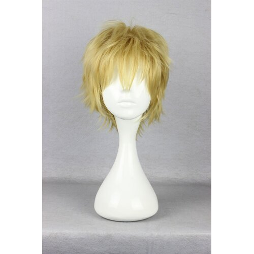 Ladieshair Cosplay Perücke MEKAKUCITY ACTORS - Shuuya Kano blond 30cm