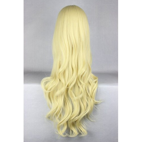 Ladieshair Cosplay Perücke blond 80cm lockig Touhou Project Kirisame Marisa
