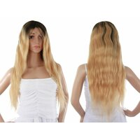 Ladieshair Front Lace Wig Echthaarperücke ca. 60cm in...