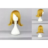 Ladieshair Cosplay Perücke blond 40cm Vocaloid Kagamine Rin