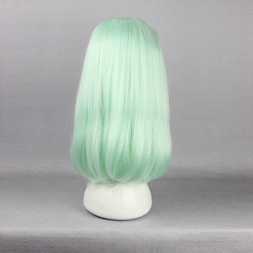 Ladieshair Cosplay Perücke mint 42cm glatt