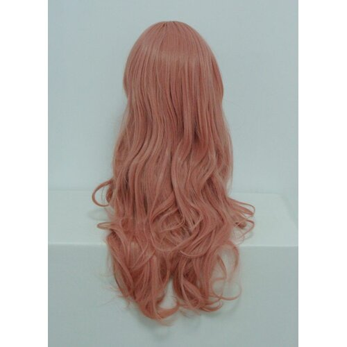 Ladieshair Cosplay Perücke pink 80cm lockig Vocaloid Luka