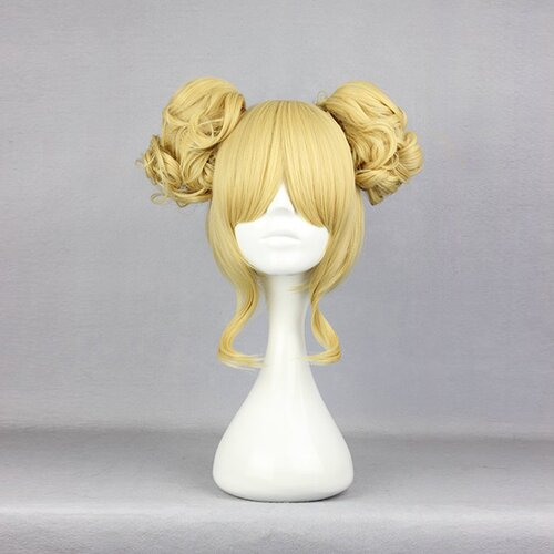Ladieshair Cosplay Perücke blond 35cm lolita