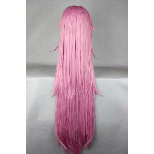 Perücke Wig Rosa ca. 110cm lang für K Project K Anime Cosplay