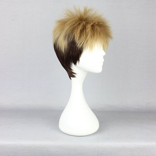 Ladieshair Cosplay Perücke Attack on Titan - Jean Kirstein 20cm blond braun