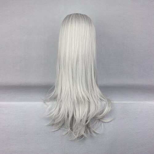 Ladieshair Cosplay Perücke grau 65cm Final Fantasy - Sephiroth