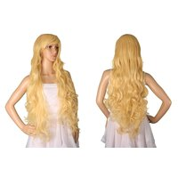 Ladieshair Cosplay Perücke blond 90cm Amagi Brilliant...