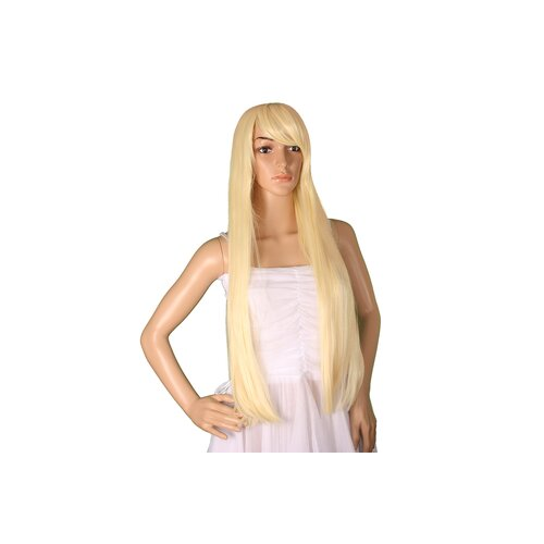 Ladieshair Cosplay Perücke gold blond 80cm Amagi Brilliant Park - Sylphy