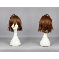 Ladieshair Cosplay Perücke braun 35cm Akame ga KILL! -...
