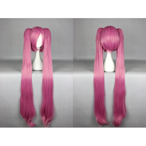 Ladieshair Cosplay Perücke rosa pink 110cm Akame ga KILL! - Mine
