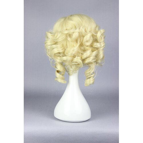 Ladieshair Cosplay Perücke blond 30cm Fee