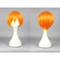 Ladieshair Cosplay Perücke orange 28cm Love Live!...
