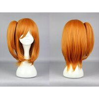 Ladieshair Cosplay Perücke orange 48cm Love Live! Honoka...