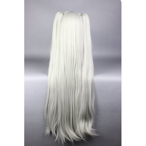 Ladieshair Cosplay Perücke grau 100cm Kantai Collection Kann Colle - Amatsukaze