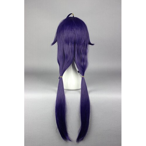 Ladieshair Cosplay Perücke lila 80cm Kantai Collection Kann Colle - Akatsuki
