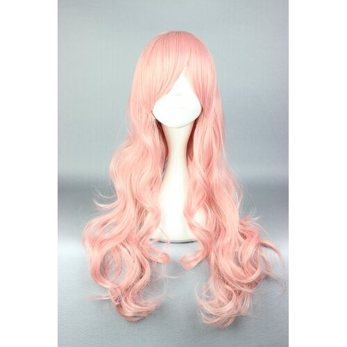 Ladieshair Cosplay Perücke rosa 70cm Cute High Earth Defense Club Love! Akoya Gero