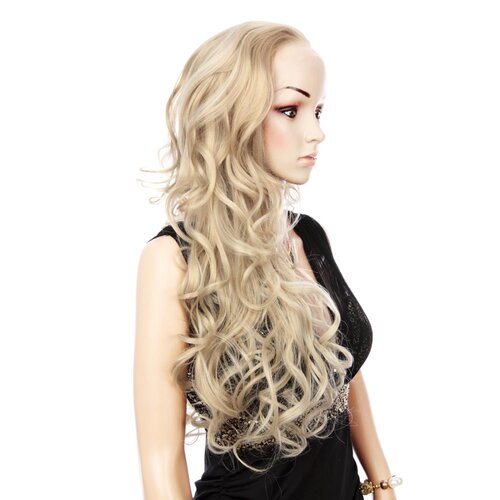 Ladieshair Front Lace Wig Perücke Blond 75cm