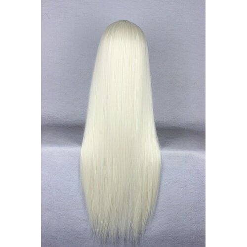 Ladieshair Cosplay Perücke blond 80cm glatt