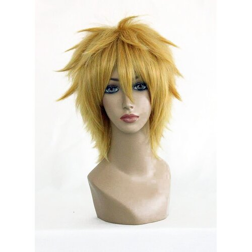 Ladieshair Cosplay Perücke Ao no Exorcist - Renzou Shima Blond 35cm