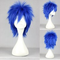 Ladieshair Cosplay Perücke Fairy Tail - Jellal Fernandes...